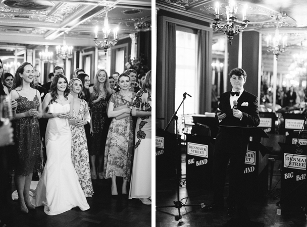 Oriental club london wedding